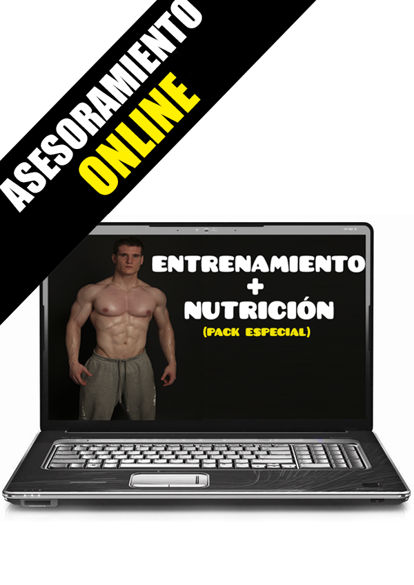 ENTRENAMIENTO Y NUTRICIÓN ONLINE