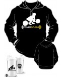 Sudadera  PowerExplosive + Shaker
