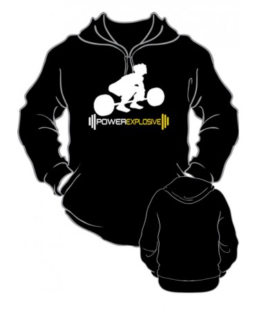 Sudadera  PowerExplosive