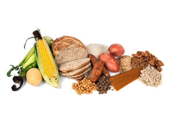 Food Sources of Complex Carbohydrates