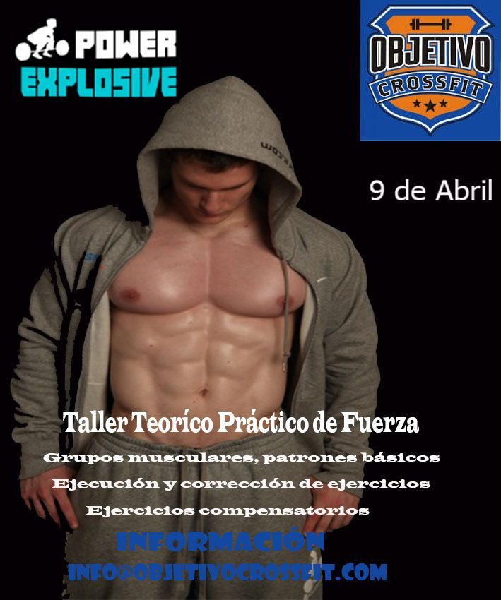 powerexplosive seminario valladolid
