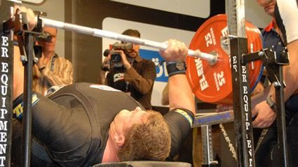press banca-powerlifting