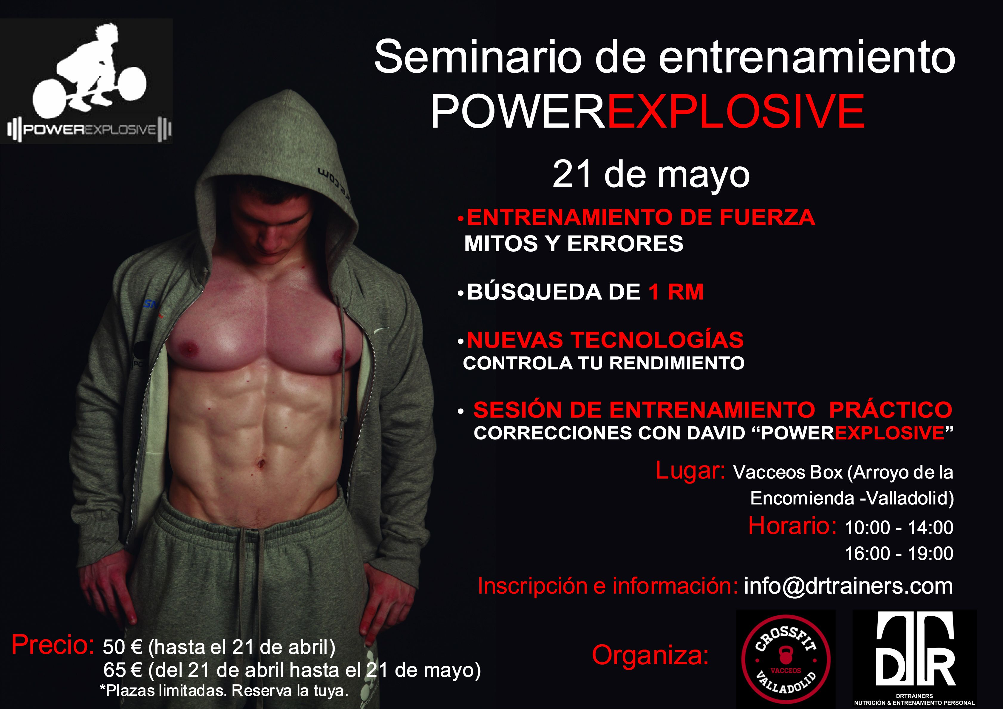 POWEREXPLOSIVE VALLADOLID