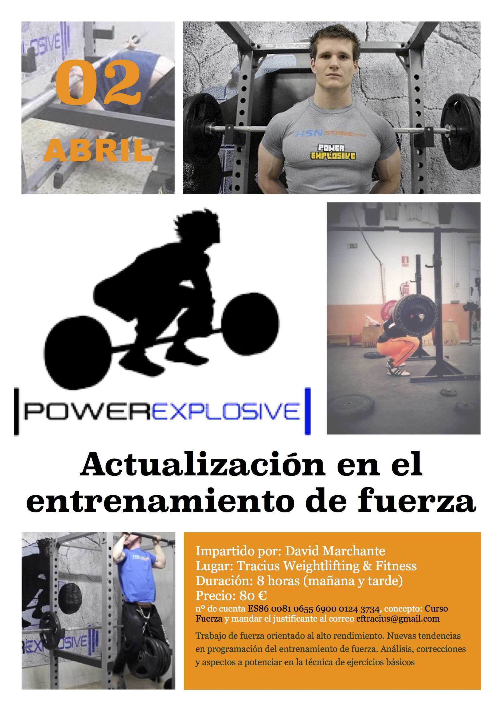 Curso Powerexplosive