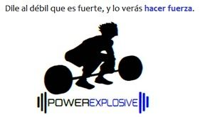 fuerza powerexplosive