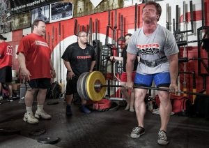 powerlifters barra