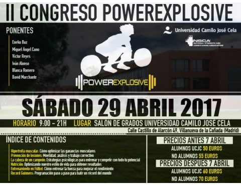 2 CONGRESO POWEREXPLOSIVE