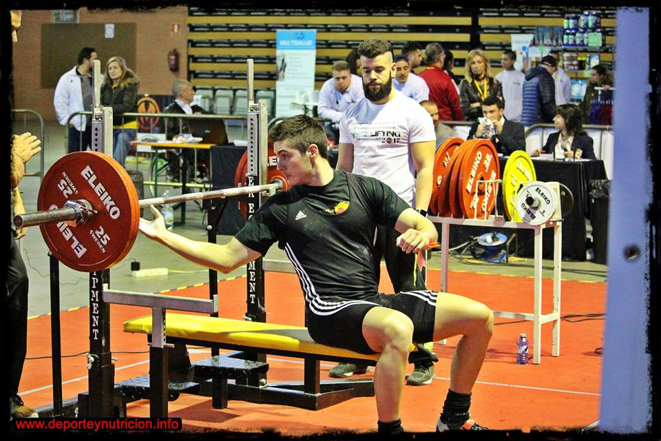 POWERLIFTING andres