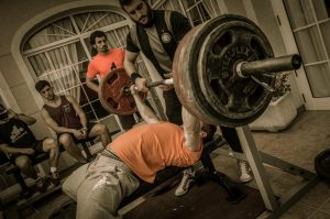 POWERLIFTING banca