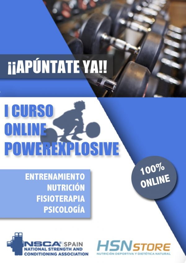 I CURSO POWEREXPLOSIVE [35h ONLINE]