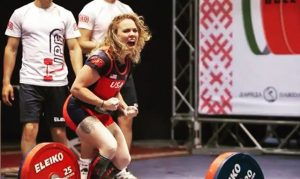 POWERLIFTING competicion