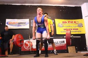POWERLIFTING técnica