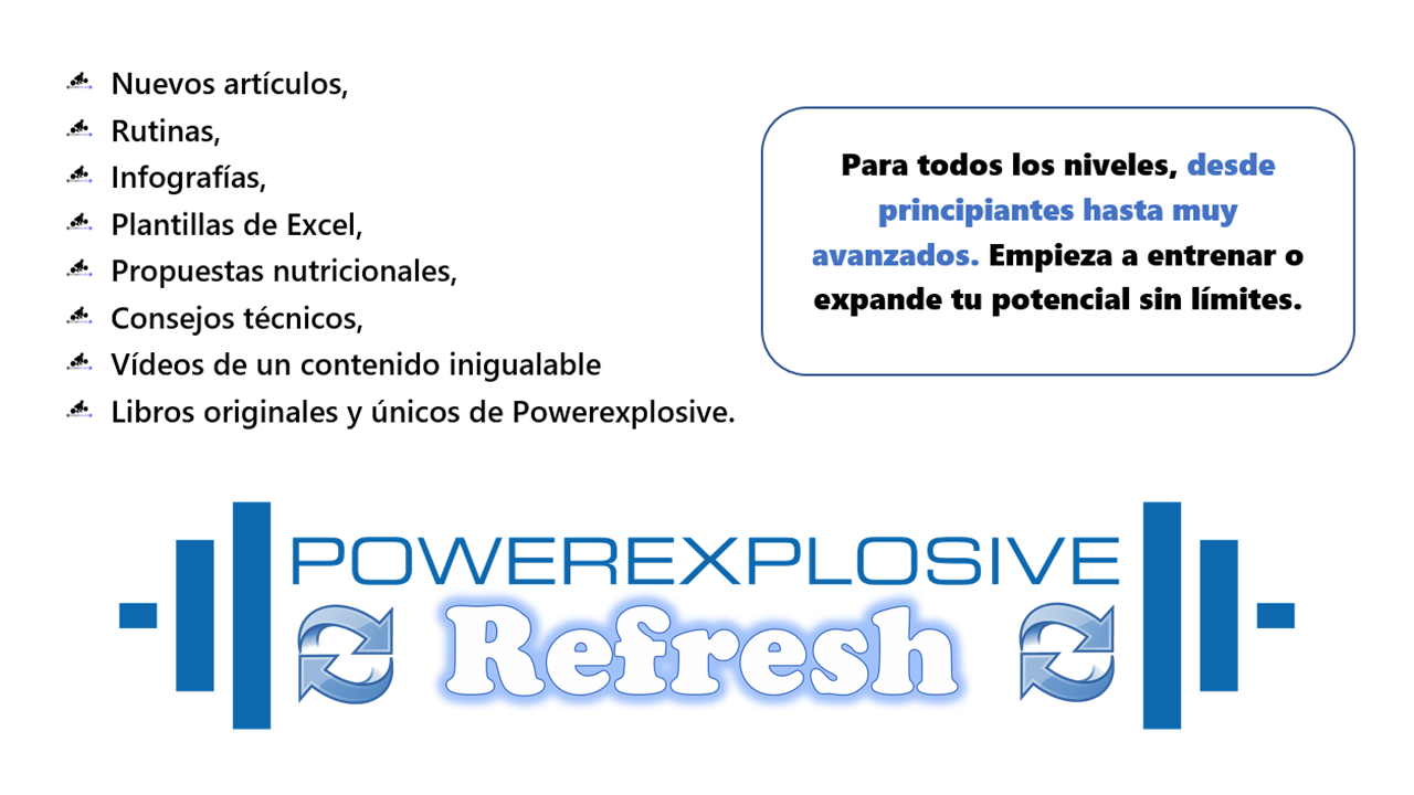 lesión refresh